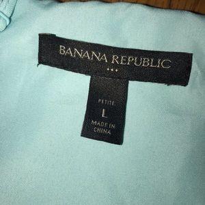 Banana Republic Tops - Banana Republic Laser Cut Tank